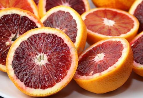 Апельсин Россо (Citrus sinensis Rosso) до 20 см. Кімнатний