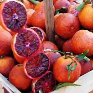 """Апельсин кривавий """" Сангвінеллі """"(C. sinensis"""" Sanguinelli"""") 20-25 см. кімнатний"""