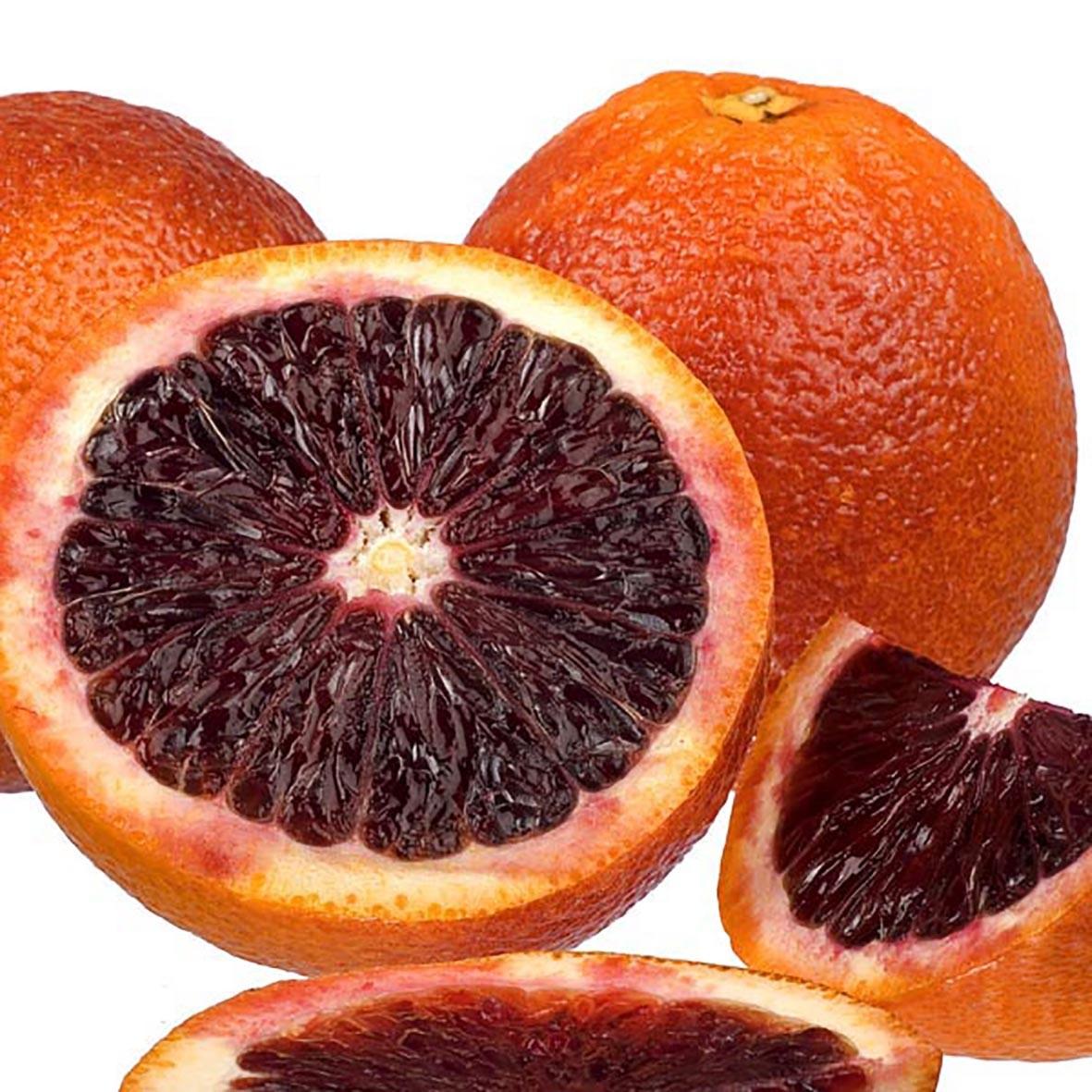 """Апельсин """"Моро"""" нуцелярный (Moro nucellare) Кривавий 20-25 см"""